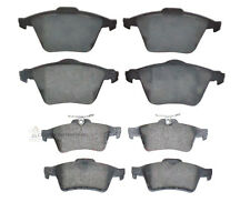 FORD FOCUS 2.5 ST 2005-2011 FRONT AND REAR MINTEX BRAKE DISC PADS SET NEW