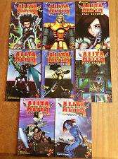 BATTLE ANGEL ALITA PART 7 (1997) #1,2,3,4,5,6,7,8 (Full Series!) - VF/NM