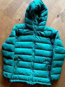 Macpac Kids Down Jacket, Unisex, Size 10