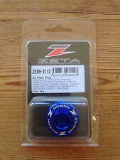 HONDA  CR250 R   CR 250 R   1990-2007   ZETA OIL FILLER PLUG BLUE