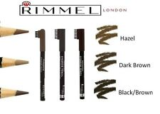 RIMMEL EYEBROW PENCIL LINER & COMB New --Choose shade---