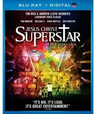 Jesus Christ Superstar Live Arena Tour [New Blu-ray] Slipsleeve Packaging, Sna