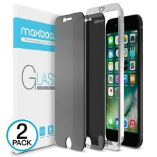 Maxboost Privacy Black iPhone Plus Screen Protector
