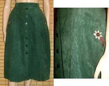 Damen-Trachtenröcke aus Polyester in Größe 42