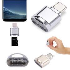 USB 3.1 Type C Kartenleser Micro SD TF Kartenlesegerät OTG Adapter Für Samsung