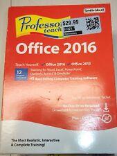 Professor Teaches Office 2016 New Retail Box