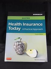 Health Insurance Today: A Practical Approach, 4e 4th Edition - Paperback