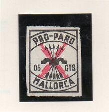 España Locales Guerra Civil Pro Paro Mallorca (DI-636)