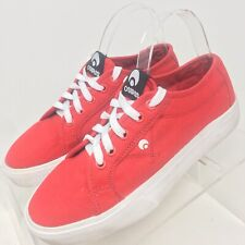 Osiris Mith Skateboarding Shoes Mens Size 6.5 M Skate Red