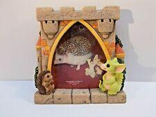 "Pocket Dragons Picture Frame ""Castle"" New c"