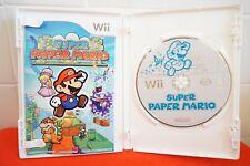 Super Paper Mario (Nintendo Wii Game 2007)
