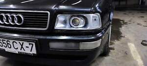Audi 80 B4 (HELLA only) Polycarbonate Headlight Covers for retrofit, pair.