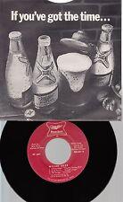 Miller High Life Beer Advertisement 45 Troggs/Brook Benton/Johnny Mack - Miller
