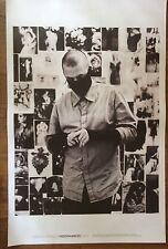 Alexander McQueen Visionaire 65 poster by Anton Corbijn