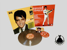 Elvis Collectors LP -  The Elvis Presley Way LP/CD set (Gold Edition)
