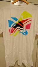 Mens ALPINESTARS CLASSIC Logo Graphic Tee Multicolor Kaleidoscope White XL