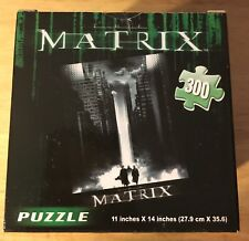 The Matrix 300 Piece 11 x 14 Jigsaw Puzzle Loot Crate Exclusive New Sealed