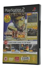 PlayStation 2 PS2 Games Demo Official UK Magazine #85 PRIMAL ALIAS CY GIRLS UEFA