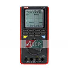 Digital Wave Multimeter AC/DC Volt Amp Ohm Capacitance Hz Tester UNI-T UT81A