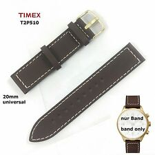 TIMEX Ersatzarmband T2P510 Aviator Fly Back Chronograph - universal 20mm Band