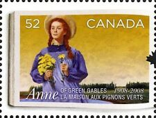 Canada  # 2276a   ANNE OF GREEN GABLES    New 2008 Pristine Issue