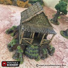 Walking Tree Hut 28mm Tabletop Games Dwarven Forge D&D Terrain
