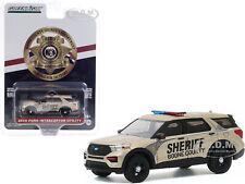 2020 FORD POLICE INTERCEPTOR BOONE COUNTY SHERIFF ANNIV. 1/64 GREENLIGHT 28040 E