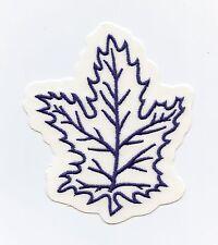 Toronto Maple Leafs HTF Vintage Game Jersey Shoulder Patch NHL