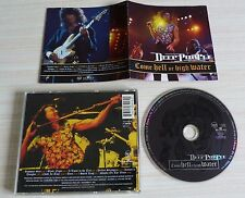 RARE CD ALBUM COME HELL OR HIGH WATER DEEP PURPLE 9 TITRES 1993