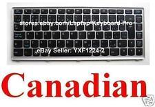 Lenovo ideapad U410 Keyboard CA - 25203617 MP-11K96CU-6862 MP-11K9 T3C1-FREN