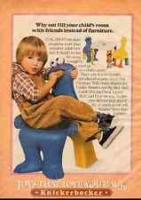 1980 vintage ad for Knickerboker Childrens Furniture-23