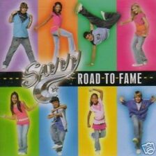 Savvy Road To Fame 14 track 2005 debut cd NEW! The Wannabes radio disney