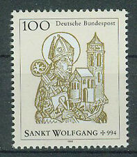 BRD Briefmarken 1994 Hl. Wolfgang Mi.Nr.1762**