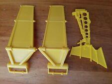Vintage Cadillacs & Dinosaurs: Jack Tenrec's Glider Parts Lot 3 Wing Pieces Tyco
