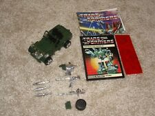 HOUND COMPLETE PRE-RUB DIACLONE MOLD VERSION G1 VINTAGE ORIGINAL TRANSFORMERS