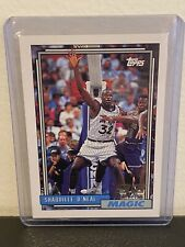 1992-93 Topps Shaquille O'Neal RC Rookie Card BGS 9.5 PSA10? Gem Mint Centering