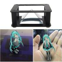 "Universal 3D Holographic Hologram Display Stand Projector for 3.5-6"" Smartphone"