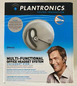 PLANTRONICS Voyager 510S Bluetooth Headset +HL10 Lifter. (BNIB / Old Stock)