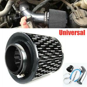 """Car Air Intake Kit Pipe Diameter 3"""" +Cold Air Intake Filter+ Clamp+ Accessories"""
