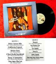 LP I SANTO CALIFORNIA: i grandi successi (Ariola 27 929 OT) D