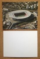 FOOTBALL Ground / Stadium postcard - VARIOUS