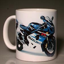 Suzuki GSXR750 2004 (bleu) MUG (#192)