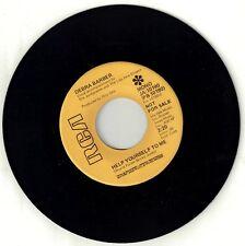 BARBER, Debra  (Help Yourself To Me)  RCA JA-10190 (PB-10190) = PROMO record