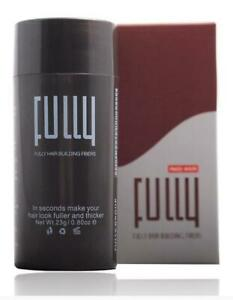 Fully Hair Schütthaar 23g - Streuhaar Haarverdichter Haarverdichtung Hair Fibers