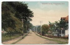 Granville Street BRIDGETOWN Nova Scotia Canada 1912 Valentine & Sons Postcard