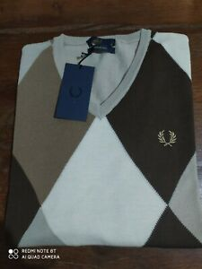 """Pullover Fred Perry  TG. 42"""" - L"""