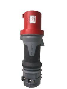 ME 560P6W-62335C Watertight Plug 63A PowerTOP© Xtra
