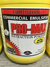 Pro Max Extraction Powder Pros Choice