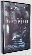 THE GREAT HYPNOTIST DVD Mandarin Language English Subtitles Psychic Girl Fantasy
