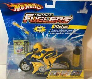 Hot Wheels Formula Fuelers Motorized Motos NIP